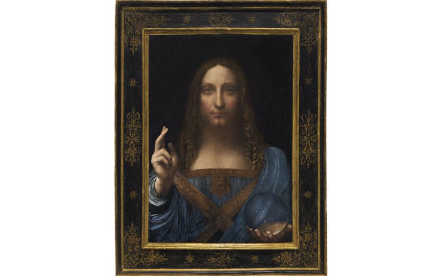 Salvador Mundi di Leonardo Da Vinci venduto per 400 milioni di dollari