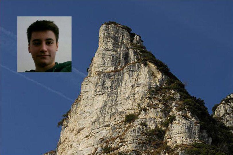 Tragedia a campogrosso 19enne muore cadendo per 120 metri - Dal molin tavole per icone ...