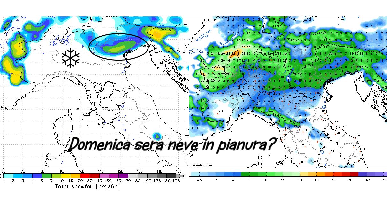 Immacolata sotto la pioggia: le previsioni del 7 e 8 dicembre