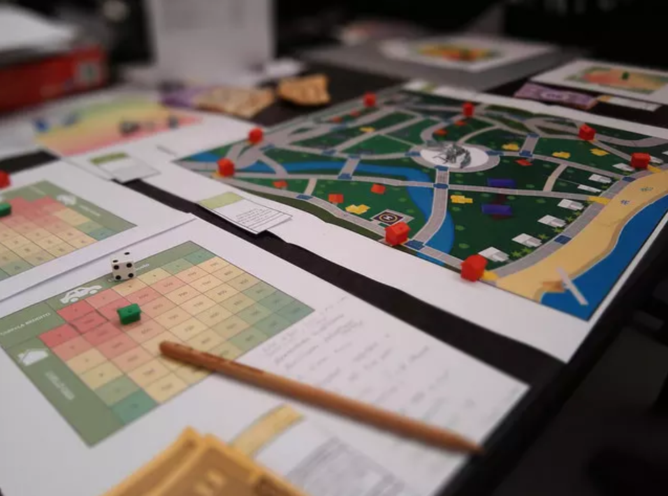 Un gioco da tavolo ambientato a schio per vincere si deve - Miglior gioco da tavolo ...