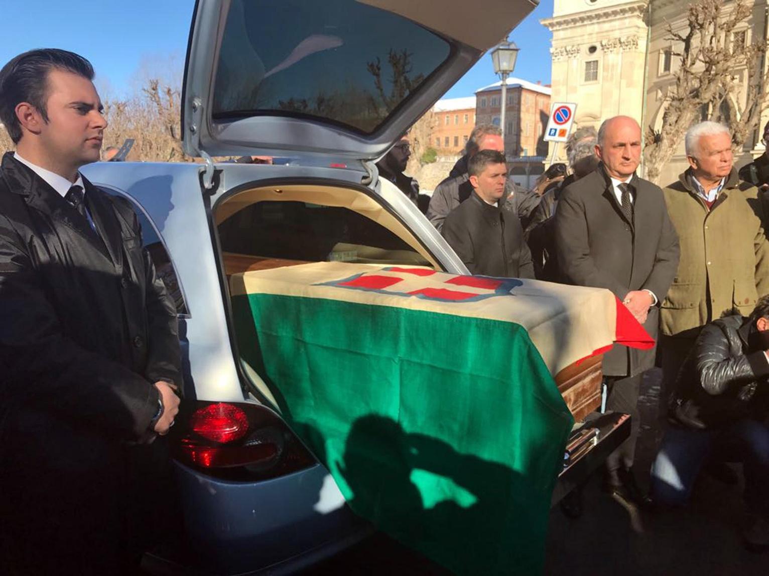 Vittorio Emanuele III: oggi l'omaggio della famiglia reale