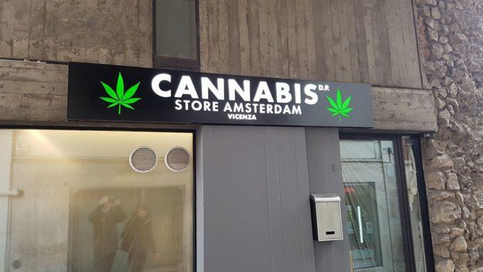 """Cannabis Store, il negozio di alimentari """"speciali"""" a due ..."""