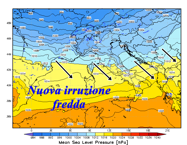 Previsioni meteo Emilia Romagna, domenica 17 dicembre