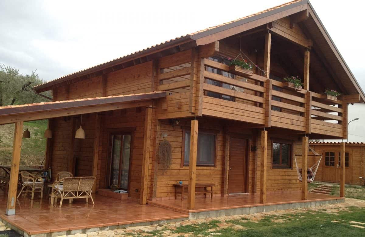 Costruire in legno ed edilizia sostenibile un convegno con 150 professionisti l 39 eco vicentino - Casa in legno economica ...