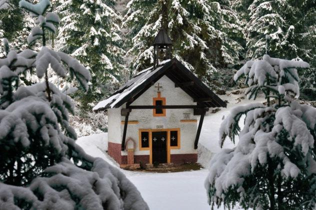 La chiesetta di San Sisto ad Asiago