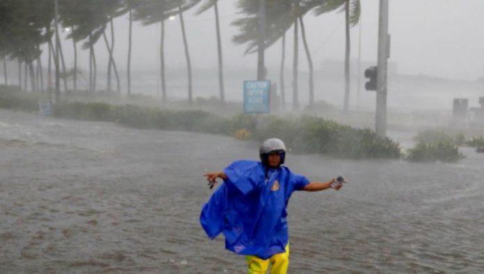 Tifone Mangkhut, in 100 sepolti in una miniera nelle Filippine