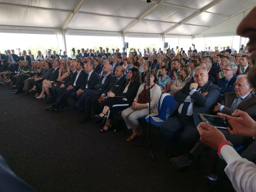 Salvini inaugura la Superstrada Pedemontana Veneta