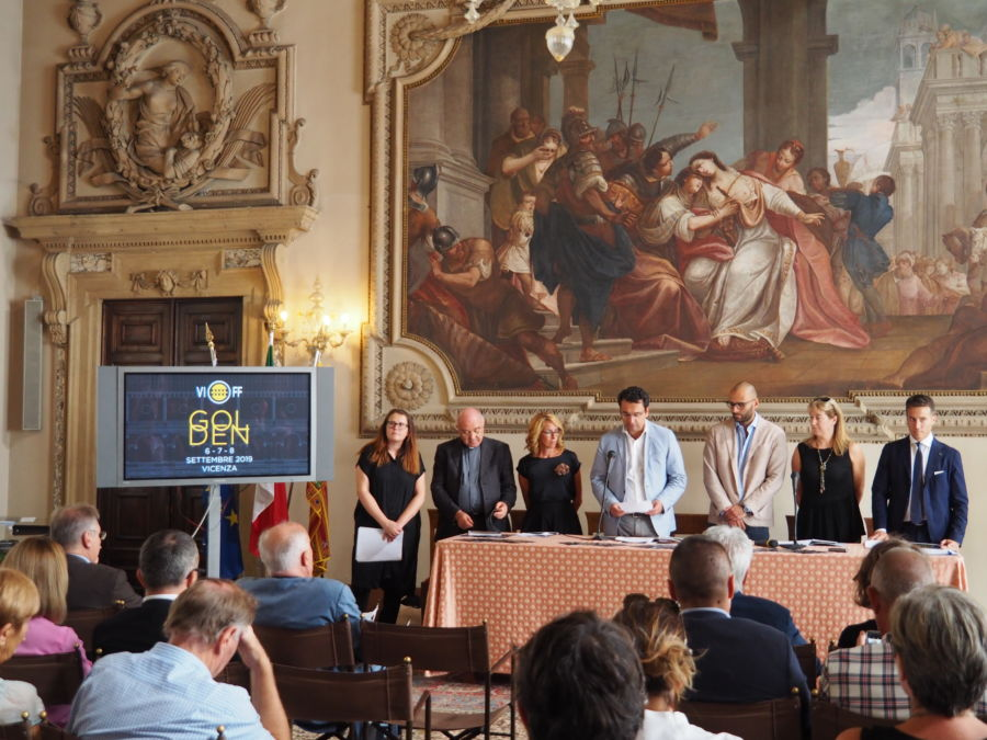 Fiera Di Vicenza Calendario 2020.Vioff Il Week End D Oro E D Arte Di Vicenza Tra Palladio