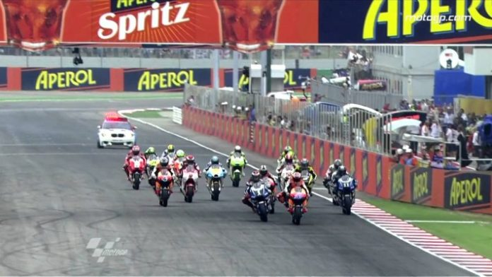 MotoGP, Stefano Bonaccini: