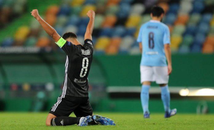 Champions League, fallimento City: delusione per Guardiola