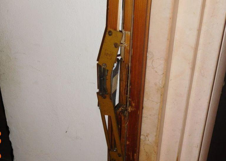 Ubriaco occupa un seminterrato e scassa le porte di due ...